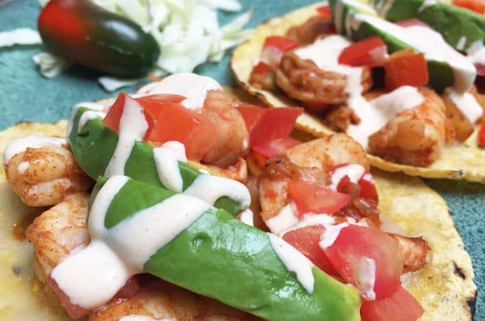 gourmet tacos