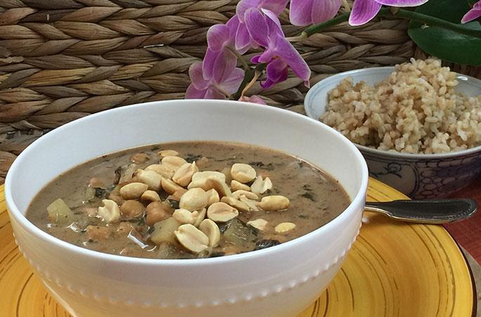 Massaman Indian Curry